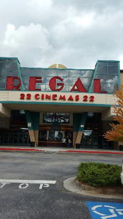 ‪Regal Cinema 22 @ Austell‬