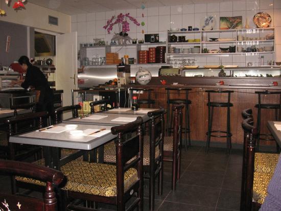 Ai salle photo de restaurant japonais ai paris - Restaurant japonais paris cuisine devant vous ...