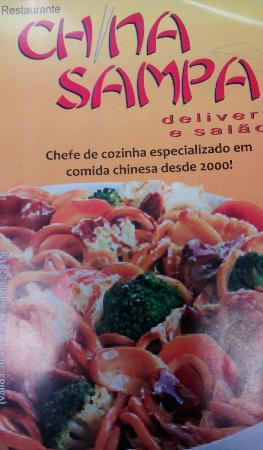 Restaurante China Sampa