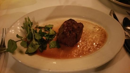 Morton's - The Steakhouse: 6 oz Filet Mignon