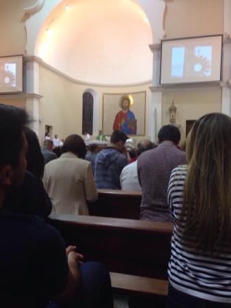 Igreja Matriz  Santuario Nossa Senhora Aparecida