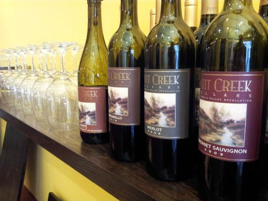 Patit Creek Cellars
