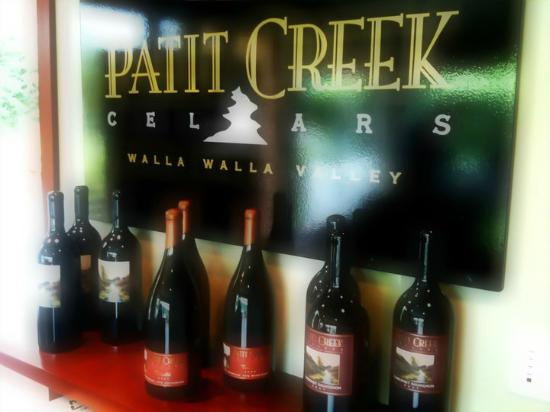 ‪Patit Creek Cellars - Woodinville Tasting Room‬