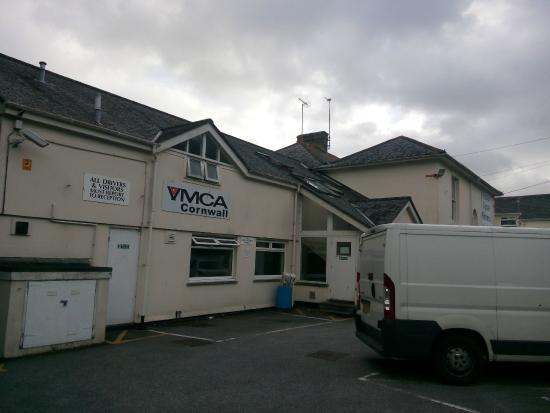 YMCA Cornwall International House: 外觀