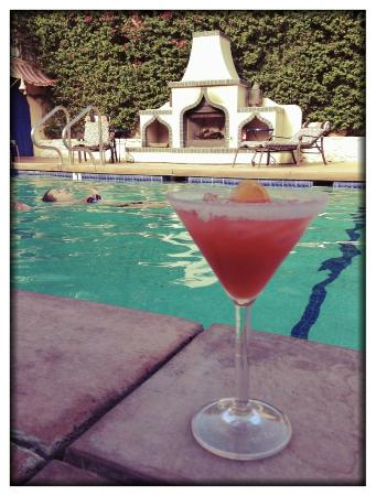 El Morocco Inn & Day Spa: Morocco-Tini Time