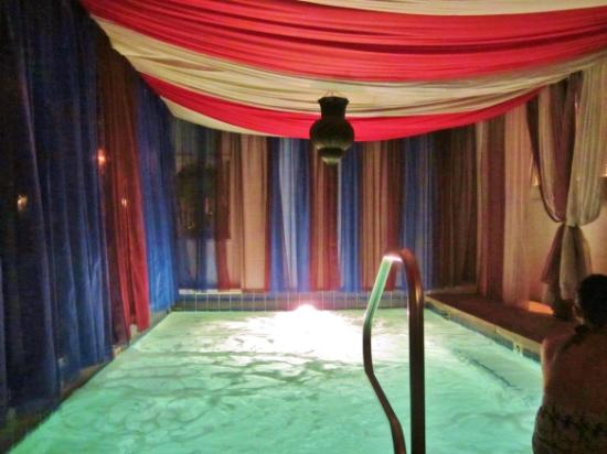 El Morocco Inn & Spa: Indoor pool