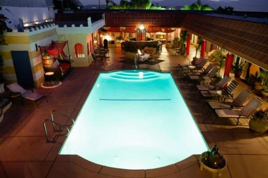 El Morocco Inn & Day Spa: Gorgeous Pool