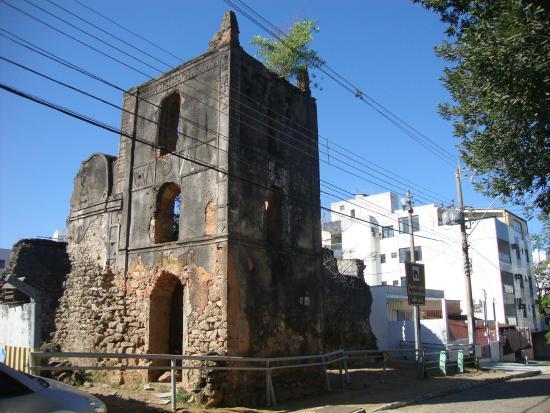 Ruínas Igreja Nossa Senhora da Conceição