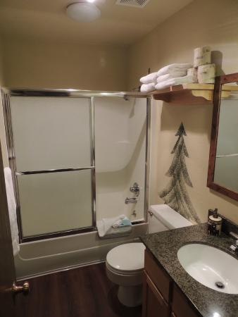 Stoneridge Resort: Bathroom