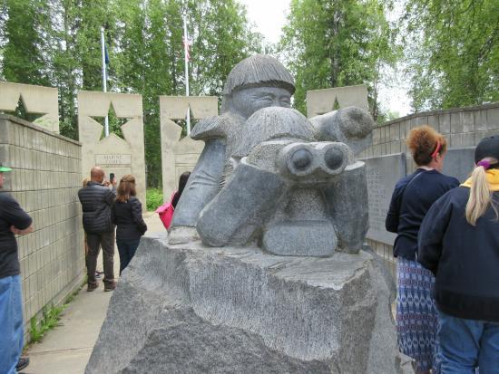Alaskan War Veterans Memorial