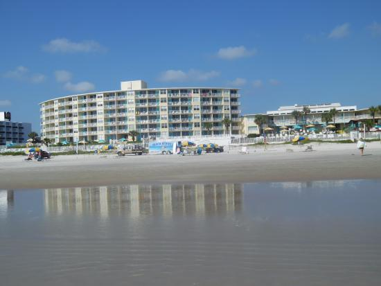 Beach View Of Perry S Ocean Edge Resort 2