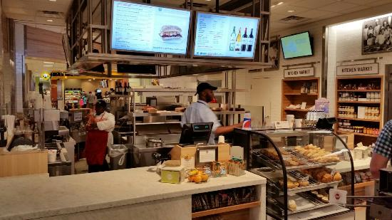 The Food Network The Kitchen | Food Network Kitchen Atlanta Airport May 2015 Picture Of Food