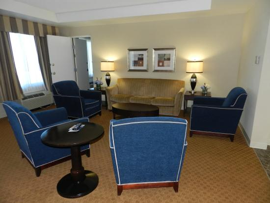 Radisson at The University of Toledo: Room