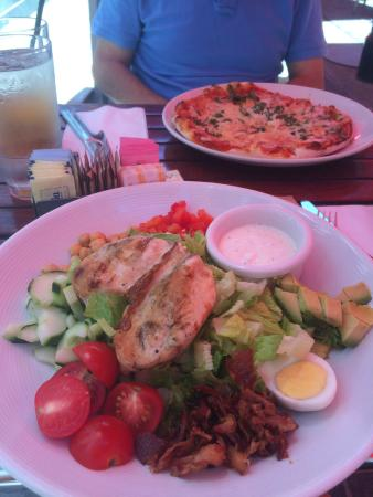 Redwood: Cobb salad