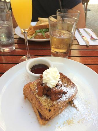 Redwood: French toast