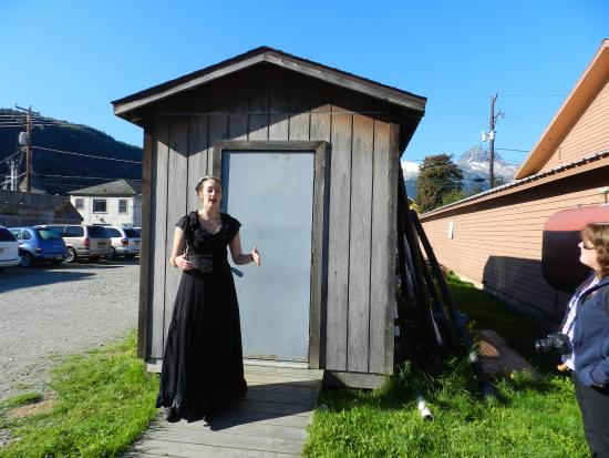 Skagway Prostitute S Working Cabin Foto Di Ghosts And