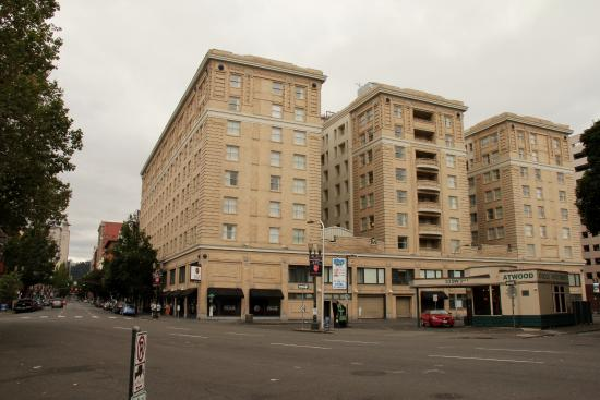 Downtown Portland Hotels With Suites
