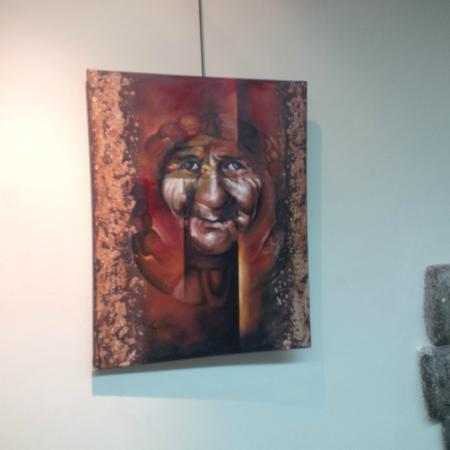Museum of Contemporary Art: modern art in Cusco