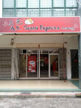 A.K. Sushi Express Company