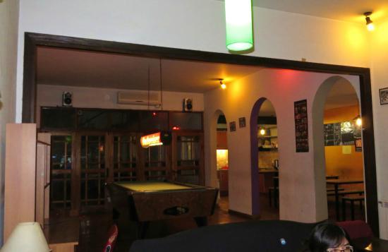 Hostel Arrabal: Sala de estar