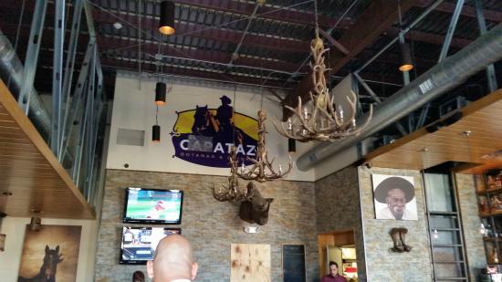 El Capataz Restaurant Laredo Tx