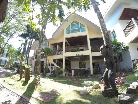 Pinjalo Resort Villas: Garden