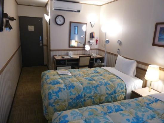 Toyoko Inn: 客室内