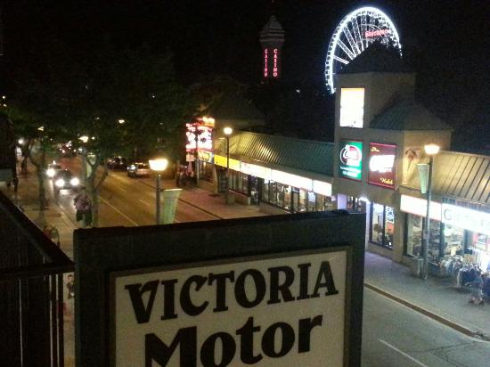 Victoria Motor Inn at the Falls and Casino