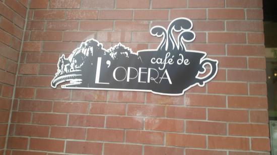 Cafe de L' Opera
