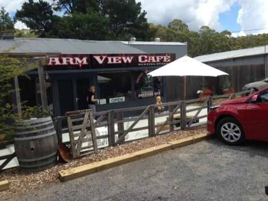 Running Stream, Australië: Farm View Cafe