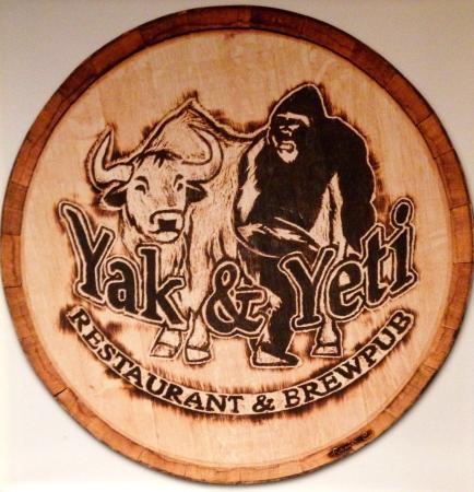 Yak and Yeti Restaurant: Logo