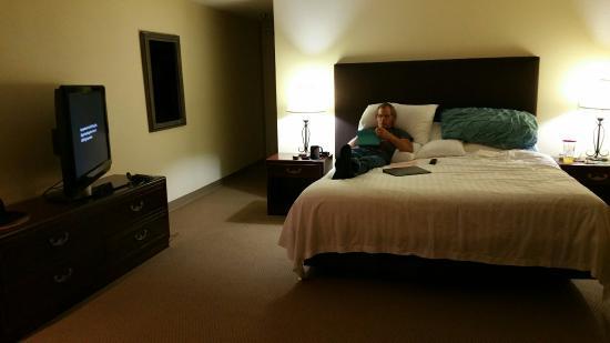 Airtel Plaza Hotel: Nice room
