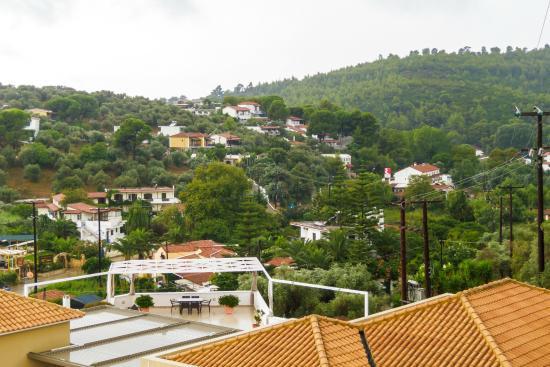 Skiathos Premier Hotel: Balcony view