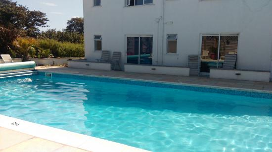 swimming pool ,clean and accessible - Picture of Blue ...