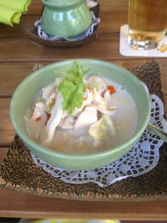 Sala Thai: Starter Chicken Coconut Soup