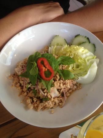 Sala Thai: Starter Chicken Salad