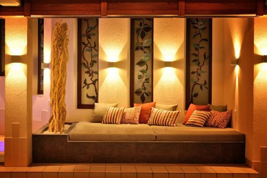Kunzmann's Hotel / Spa / Restaurant: Sitzgelegenheit