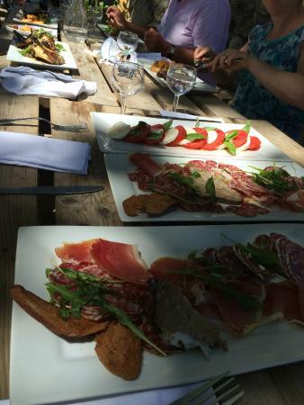 Villeseque-des-Corbieres, Fransa: Sehr gutes Essen