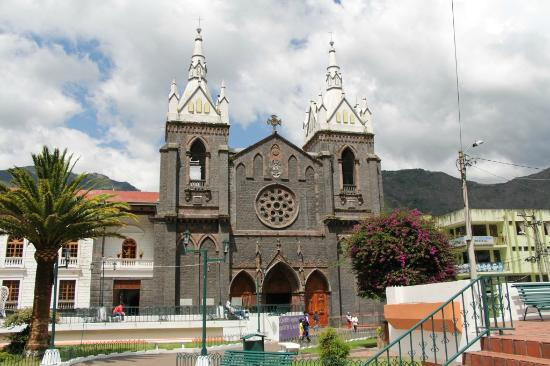 Church of the Virgin of the Holy Water (Nuestra Señora del Agua Santa)