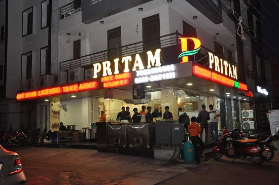 Pritam Restaurant