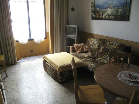 Antica Sosta dei Viandanti: Ground floor.
