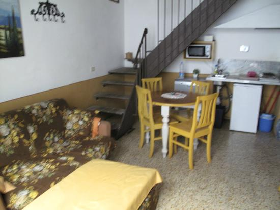 Antica Sosta dei Viandanti : Ground floor.