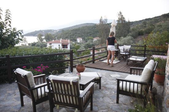 Lefokastro, Hellas: Private corner 2