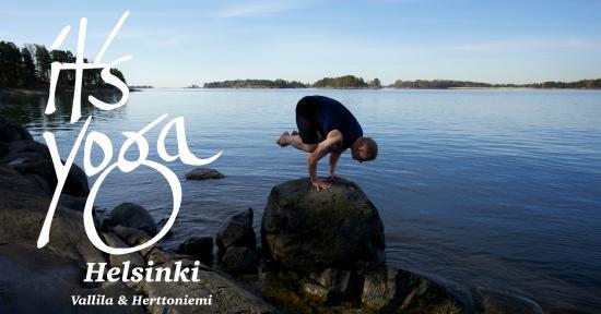 It's yoga helsinki