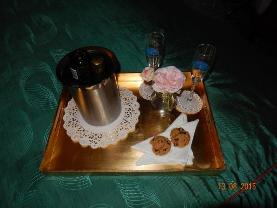 La Belle Epoque : Welcome drinks