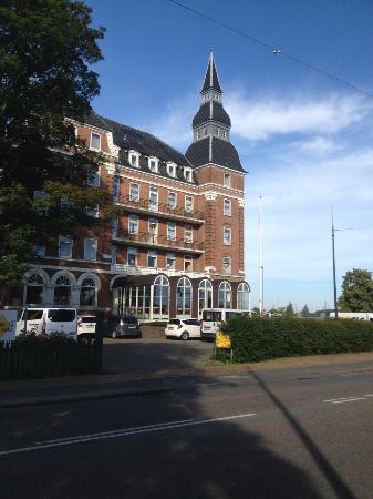 Hotel Plaza: Vista da fuori