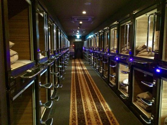 Capsule Hotel Anshin Oyado Shinjuku Tripadvisor