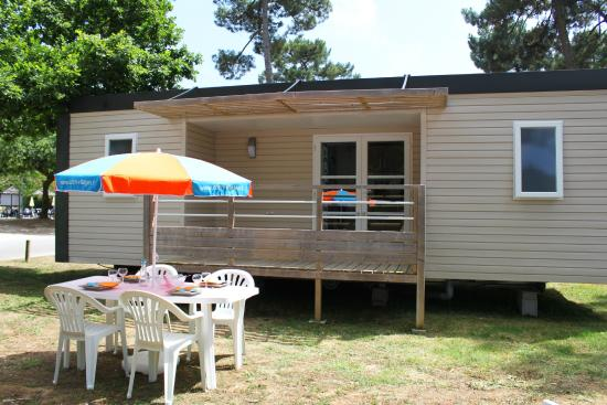 Camping Palmyre Loisirs : Mobil-home