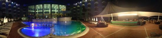 Grand Belish Hotel: Grand Belish panoramafoto