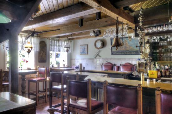 Die Bar in der Seekiste